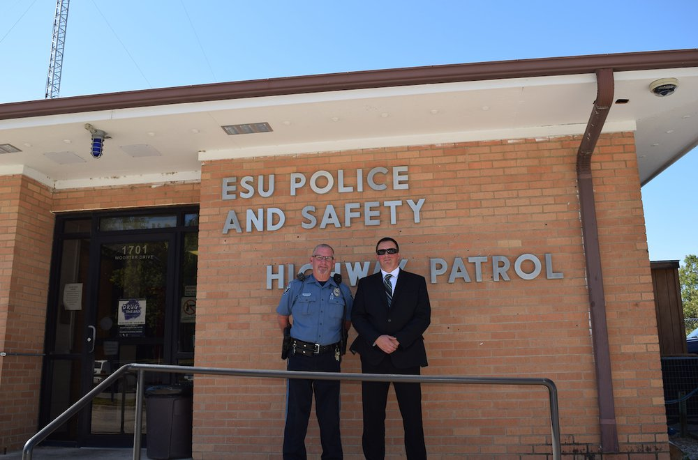 ESU Police + Safety
