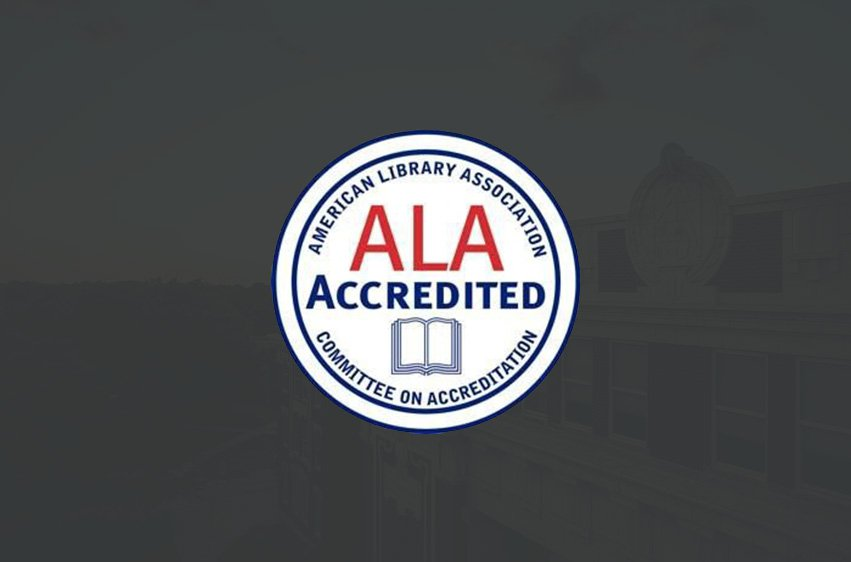 Plumb Hall with ALA Accreditation